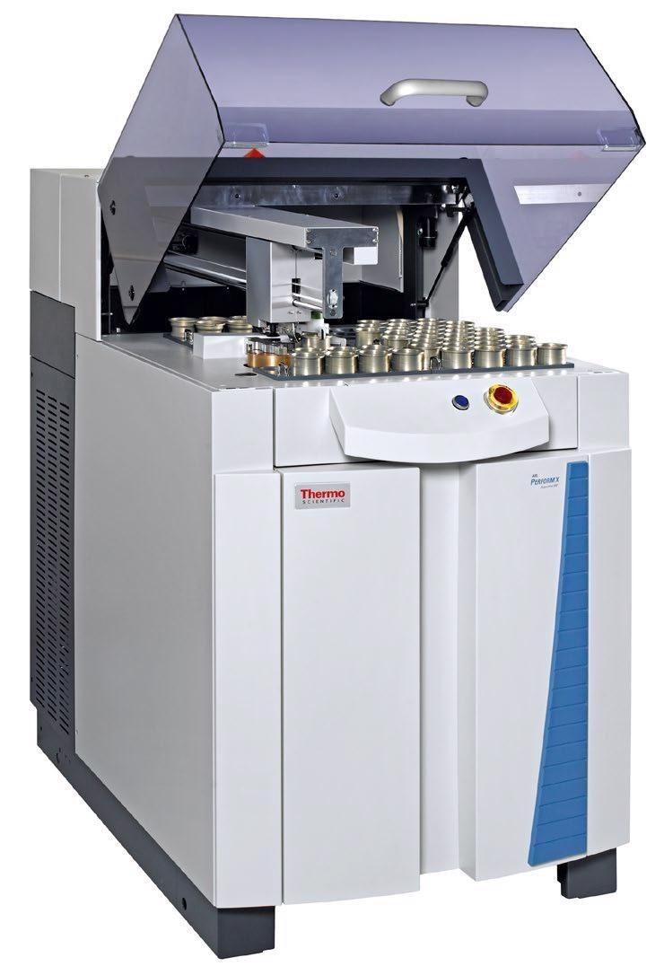 Using Thermo Scientific ARL PERFORM'X Series Advanced X-Ray Fluorescence Spectrometers for Complete Sediment and Soil Analysis