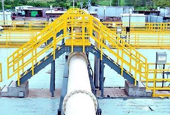 The Benefits of Using FRP Stair Crossovers