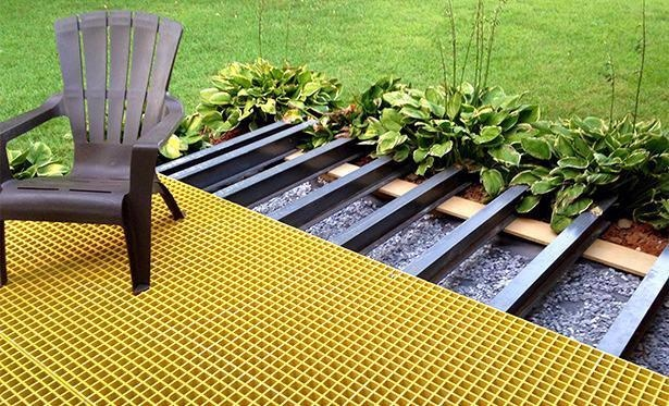 How FRP Grating Supports Concentrated Loads