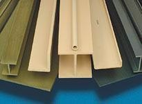 Using Fiberglass Structural Shapes to Support Uniform Loads