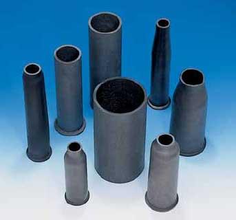 HALSIC silicon carbide burners.