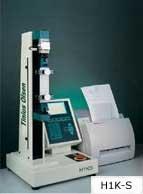 The Tinius Olsen H1K-S universal testing machine.
