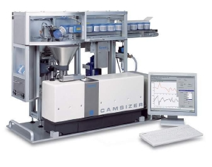 Camsizer with Autosampler