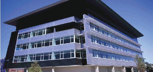 The Fujitsu Building has since received two Queensland Metal Building Product Design awards.
