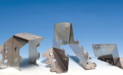 Corrosion resistant pergola brackets