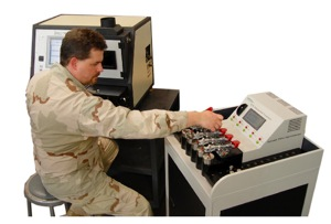 A-RFS Device in Operation