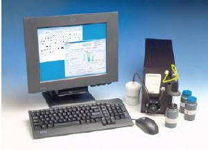 LaserNet Fines®-C Particle Shape Classifier and particle Counter