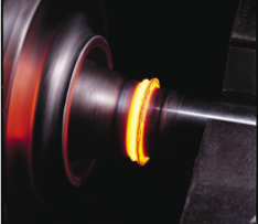 Process of friction welding
