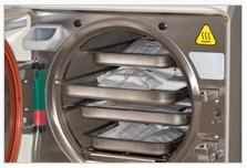 Autoclaving is one of the many methods available for sterilizing medical devices.
