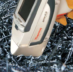 Analyze turnings directly in the barrel.