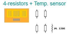 Using as full bridge in a CTA; Flow direction sensitive