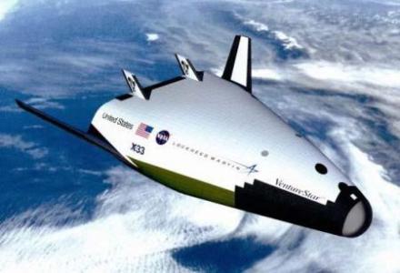 X-33 Orbiter