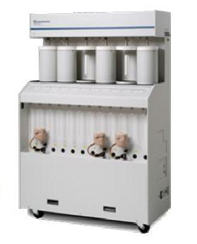 The ASAP2420 with Micropore option.