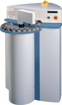 ARL OPTIM'X XRF Spectrometer.