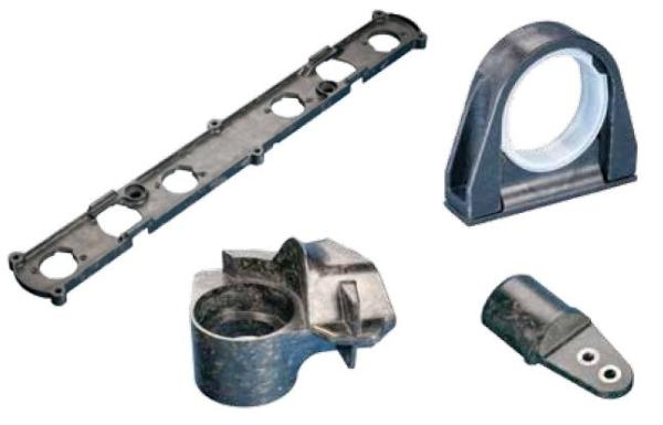 Compression Molded Parts