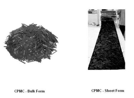 Chopped Prepregs - Compelling Performance and Cost Effective Material