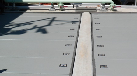 Composite FRP covers