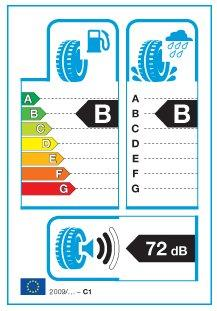 EU Tire Specifications