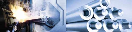 Molybdenum Glass Melting Electrodes