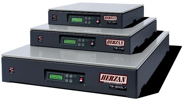 Active vibration control system by Herzan.