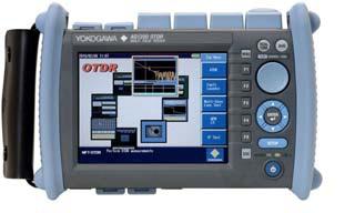 Yokogawa AQ1200 handheld Optical Time Domain Reflectometer.