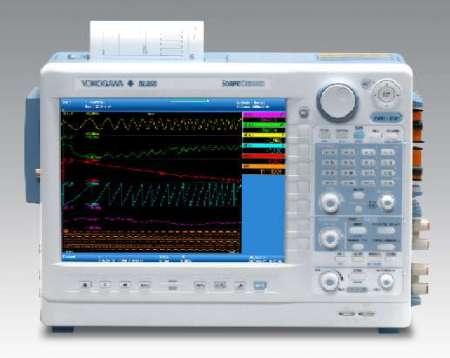 Multi-Channel Measurement on a DL850 ScopeCorder.