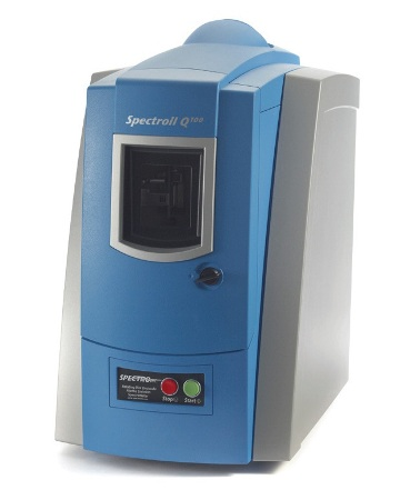 The Spectroil Q100 RDE Spectrometer