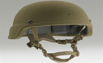 Ceramic Enhanced Combat Helmets And Personal Armor