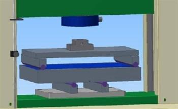 Testing Crack Bridging in Concrete Structures