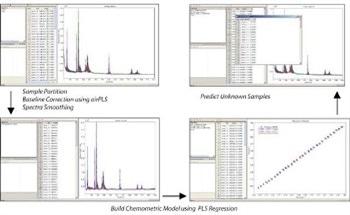 Raman Analysis for Chemometric Modeling of Methanol