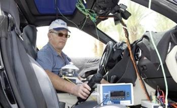 Mercedes-Benz Make Kipp & Zonen's CMP 11 Pyranometer Key to their Test Equipment