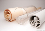 Ceramic Tubes for Laboratory or Heat Treatment Furnaces
