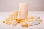 Ceramic Crucibles for Electrical Engineering Applications