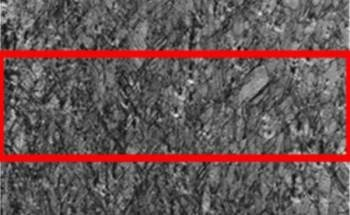 Microstructure Analysis of a Bent Aluminium Alloy Using In-Situ EBSD
