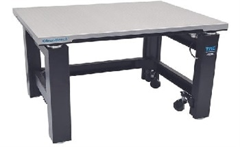The Next Generation in Vibration Isolation Lab Tables