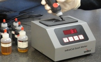 Measuring Soot In Lubrication Oil