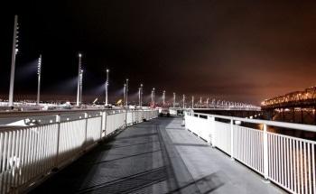 Using EXTREN for the San Francisco-Oakland Bay Bridge Surface