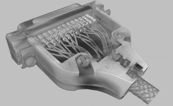 Electrical Manufacturing – Using Computed Tomography (CT) to Evaluate Electrical Pin Connections