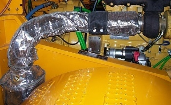 Underground Mining Insulation Solutions