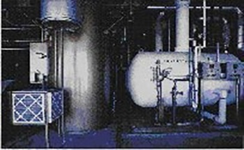 Using Thermal Fluid Steam for Boilers in Place of Direct-fired Steam