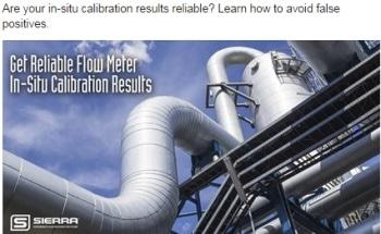 In-Situ Calibration Validation of Thermal Flowmeters – Methods and Pitfalls