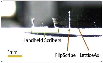 Methods for Cleaving Sapphire Wafers Reduce Material Loss and Increase Yield