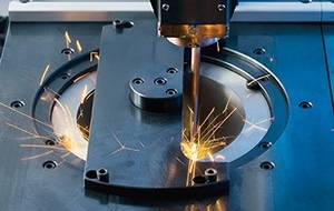 Laser Production Technology for Powertrain Components - Gas Lasers Vs Solid-State