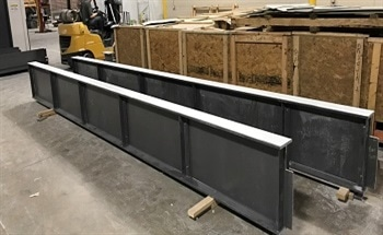 Adding Value to Traditional Carbon Steel Construction with FRP Materials