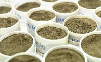 Analysis of Five Different Soil and Wastewater Samples