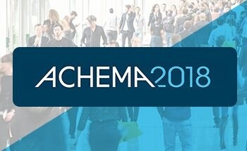 Tradeshow Talks with Aczet at ACHEMA 2018
