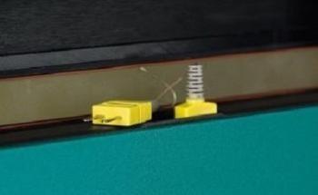 Measurement Range of a Heat Flow Meter