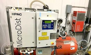 Measuring Distillation in Gasoline Blending Across Vapor Pressure