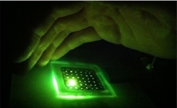 Graphene as a Transparent Electrode for OLED Applications