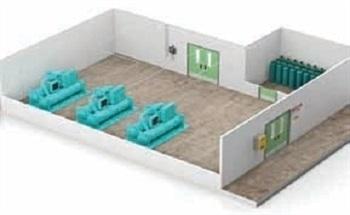 Reducing Toxic Leaks in HVAC Mechanical Equipment Rooms